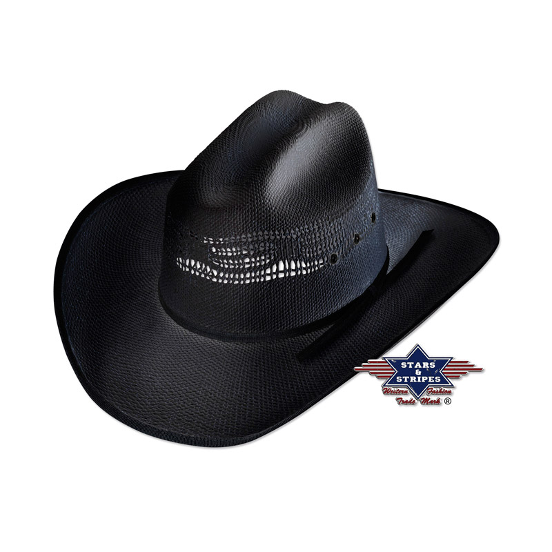Cappello Country Western ASHTON BLACK