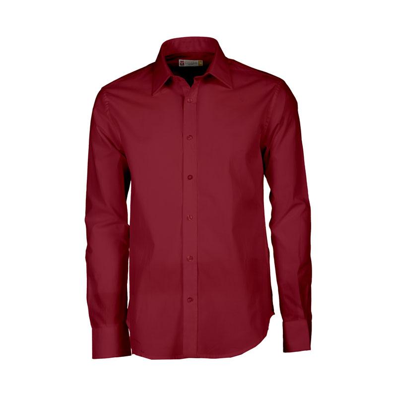 Camicia Uomo IMAGE Casual Fit A Manica Lunga