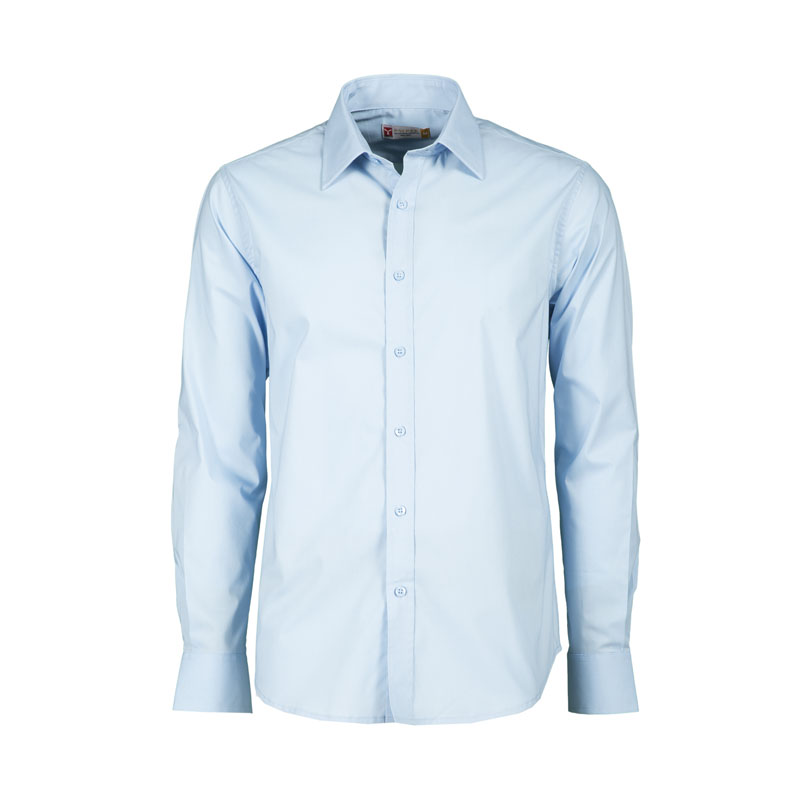 Camicia Uomo MANAGER Casual Fit Popeline A Manica Lunga