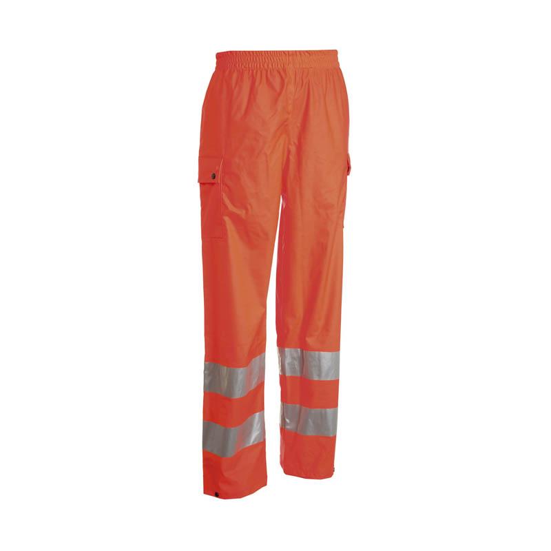 Pantalone RIVER PANTS Antipioggia In Alta Visibilità Con Bande 3M