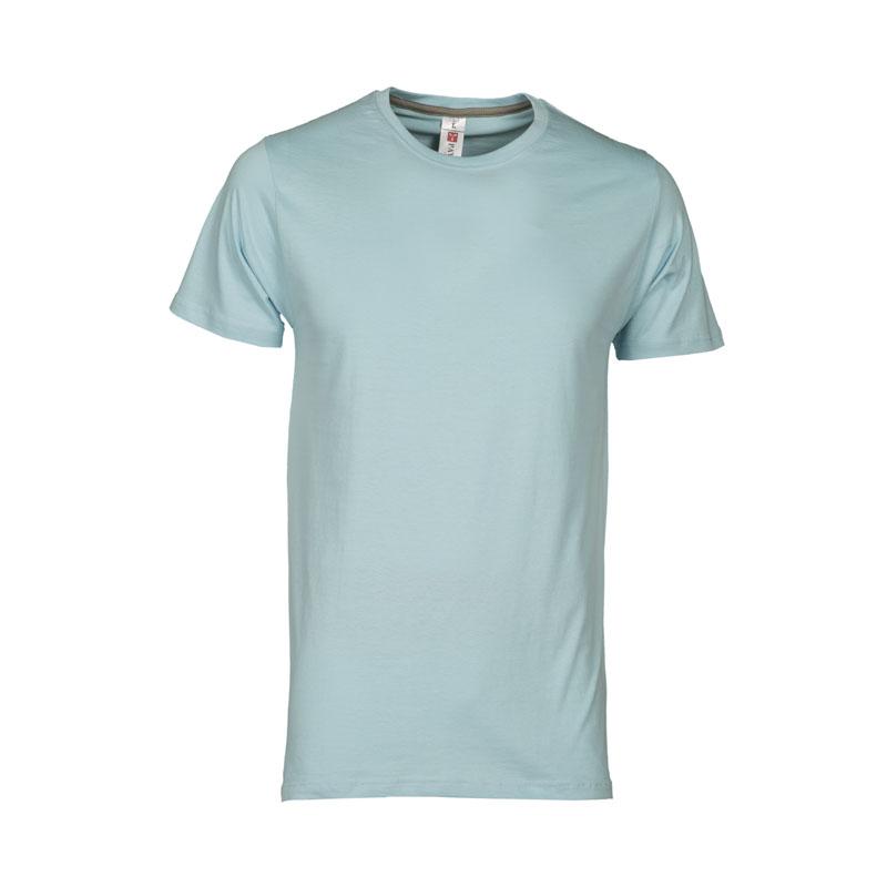 T-shirt Uomo SUNSET Girocollo Manica Corta