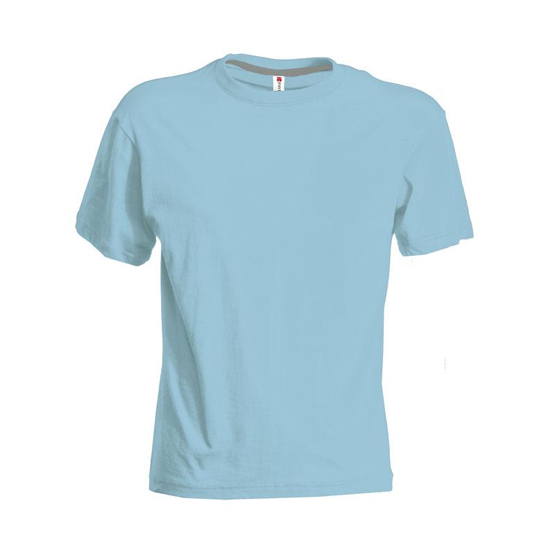 T-shirt Bimbo Girocollo SUNSET KIDS Manica Corta