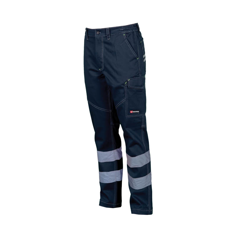Pantalone Unisex WORKER REFLEX Multistagione