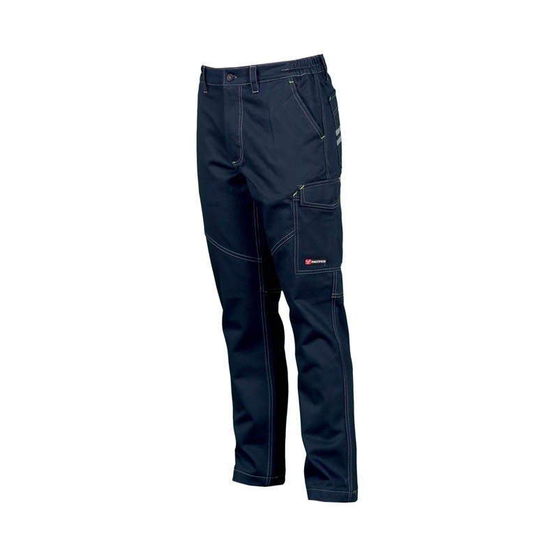 Pantalone Multistagione Stretch WORKER STRETCH Regular Fit